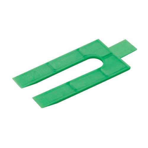 Fixman 565344 Green Plastic Packers 2mm 250 Pack